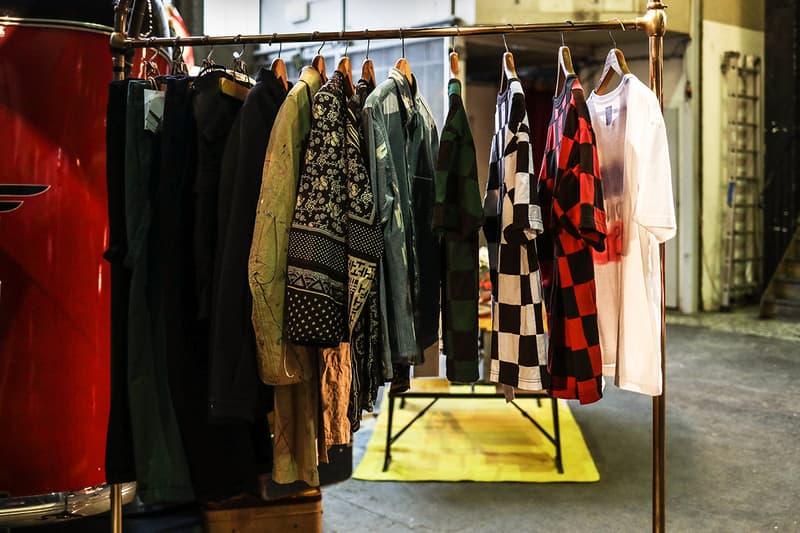 HYPEBEAST 直擊 visvim 巴黎男裝周特別展覽現場