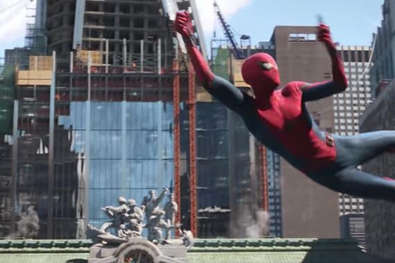 《蜘蛛俠: 決戰千里》電影預告一幕埋下《Fantastic Four》伏筆?