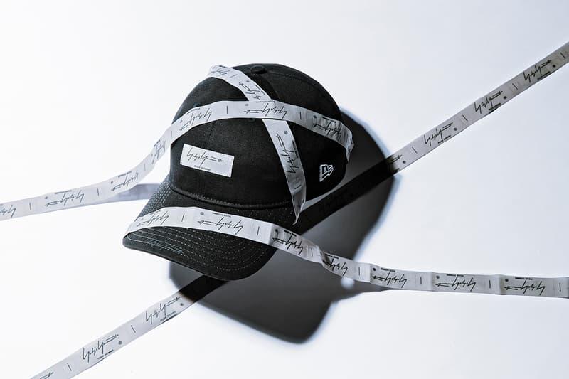 Yohji Yamamoto Pour Homme x New Era 2019 春夏聯乘別注系列