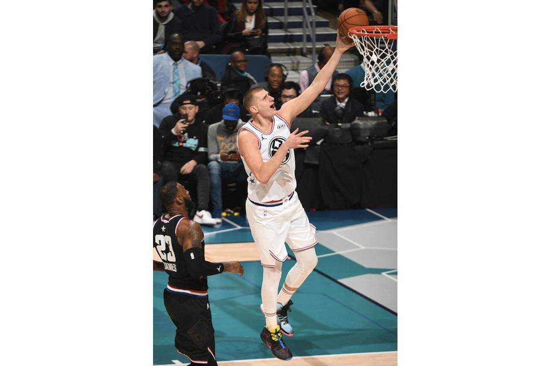 NBA All Star − 觀看 NBA 2019 全明星賽 10 大精彩亮點