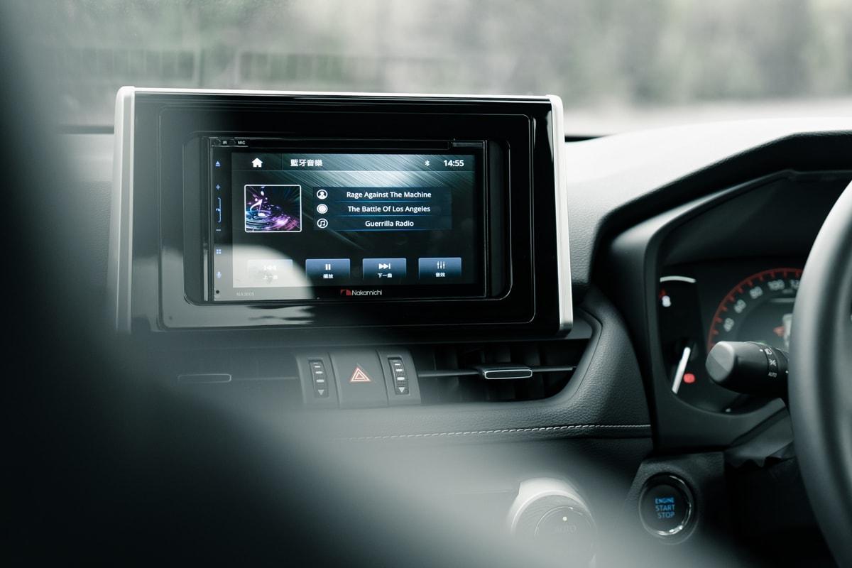 全球 SUV 銷量之冠-TOYOTA 第五代 RAV4 霸氣抵港!