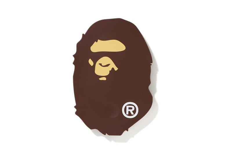 A BATHING APE® 推出 APE HEAD 猿顏無線充電器