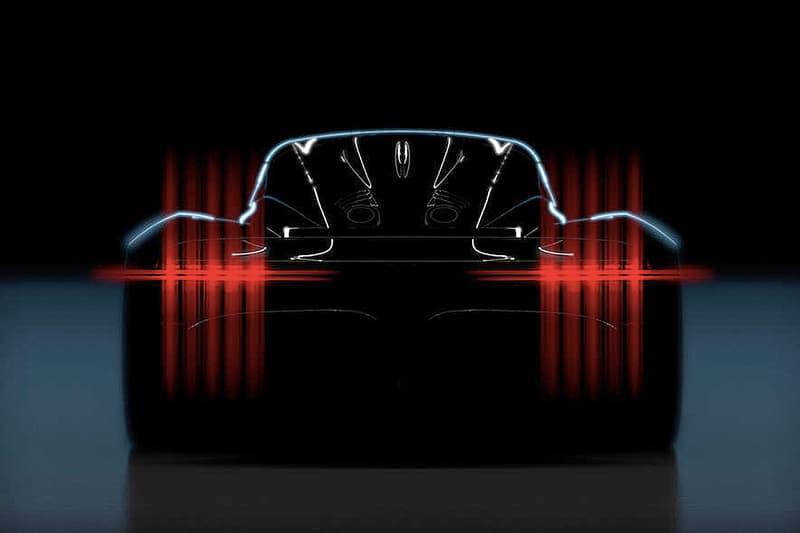 女神之子-Aston Martin 全新 Hypercar「son of Valkyrie」首張預告圖釋出