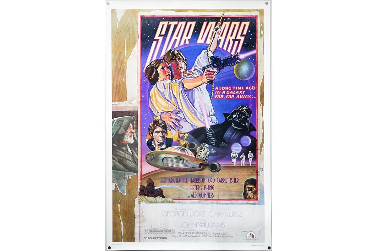 手繪海報的文藝復興:《Star Wars》海報 ABC