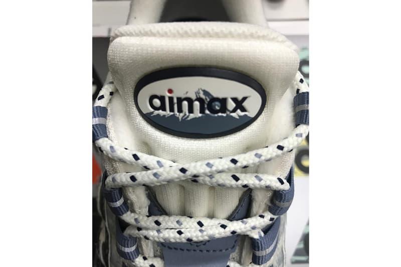 富士山主題別注版 Nike Air Max 95 網上曝光