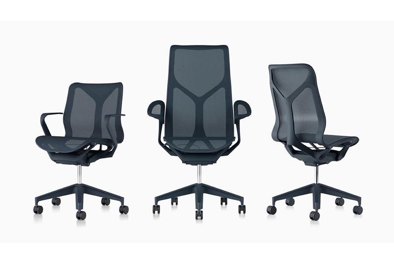 Herman Miller x Stuido 7.5 打造最上級機能美學之辦公室椅子 Cosm