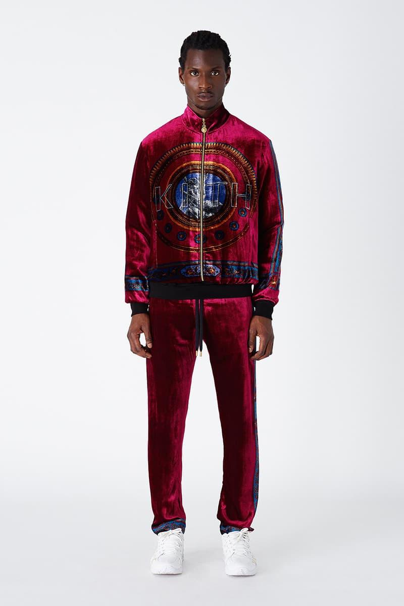 KITH 發佈 KITH Park x Versace 聯乘系列 Lookbook
