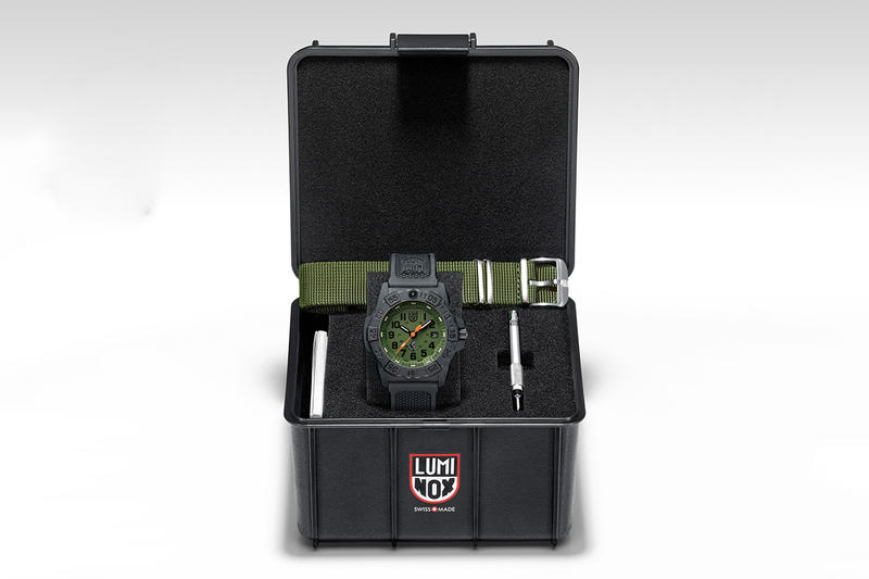 Luminox 攜手「最強特種部隊」Navy Seals 推出特別行動別注手錶