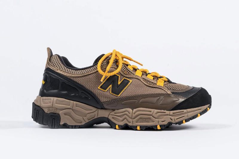 重型山系跑鞋熱潮-New Balance 801 全新 Earth Tone 配色登場