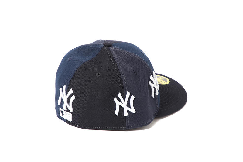 New Era x BEAMS 攜手打造別注拼色帽子