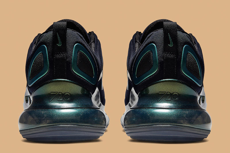 Nike Air Max 720 全新配色設計「Northern Lights」
