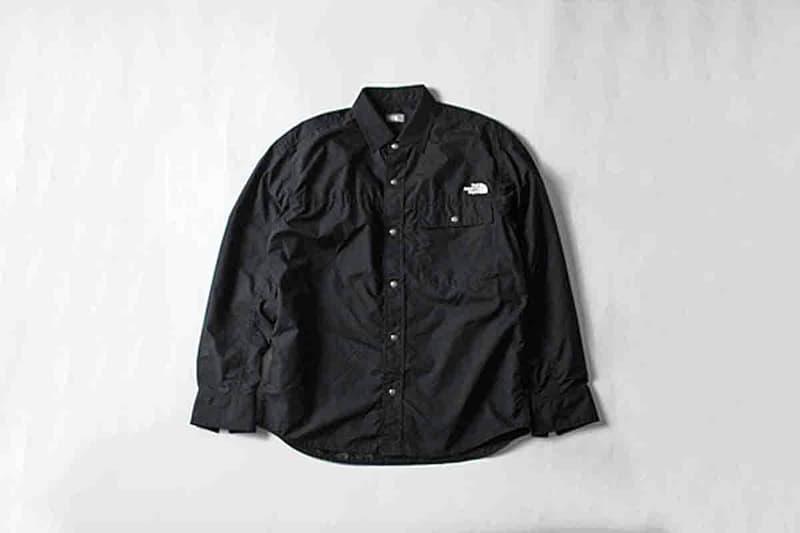 經典移植-The North Face 推出 Nuptse 變種機能恤衫