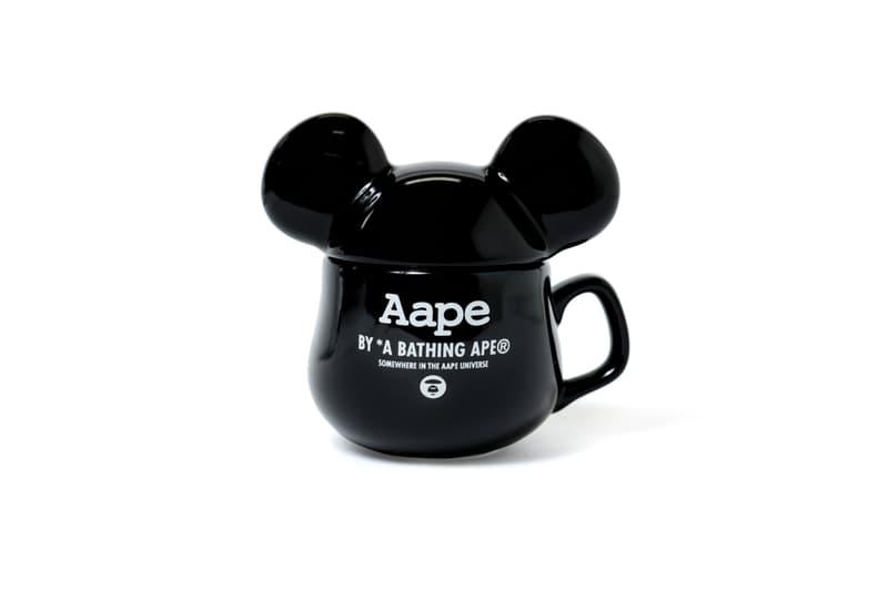 AAPE、*BABY MILO® 及 Medicom Toy 合作推出別注馬克杯
