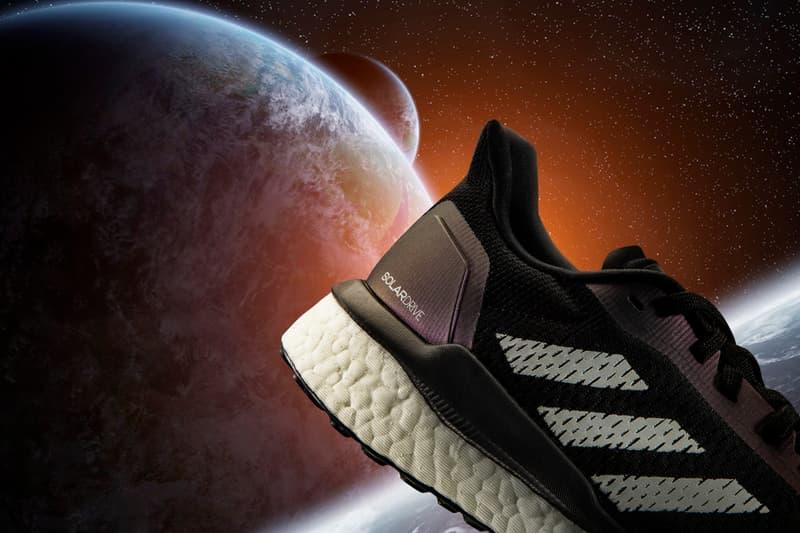 adidas 推出全新跑鞋 SolarDRIVE