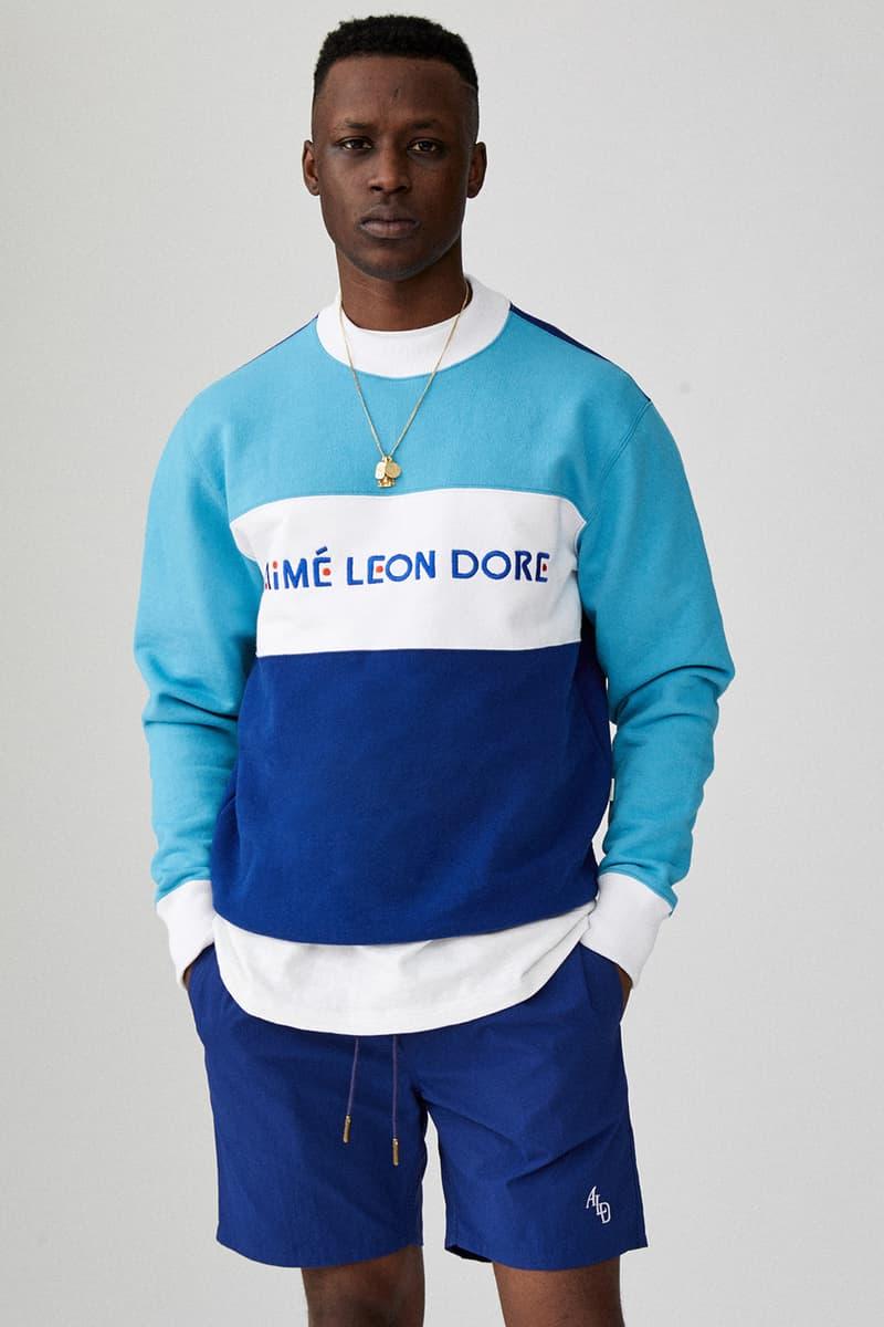 Aimé Leon Dore 2019 春夏系列 Lookbook 正式發佈