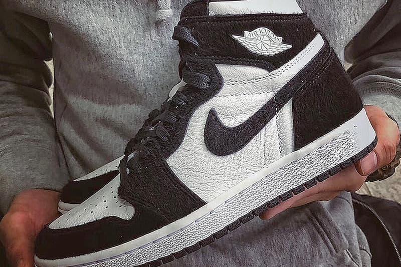 原色變種-Air Jordan 1 復刻 1985 年「Black/White」熊貓配色