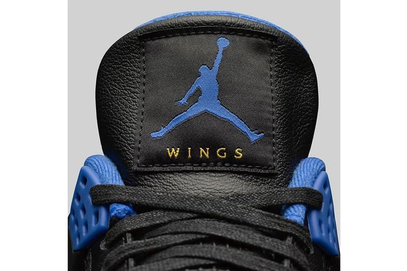 Air Jordan 4 全新「Wings」配色發佈