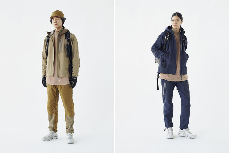 and wander 發佈 2019 秋冬系列 Lookbook
