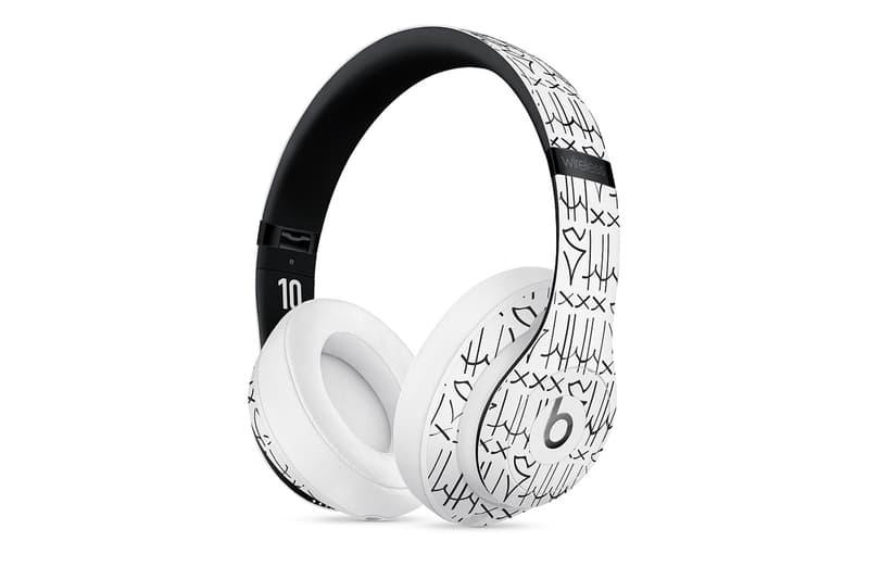 Beats by Dr.Dre 推出 Neymar Jr. 別注 Studio3 Wireless 耳機
