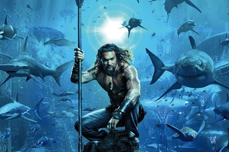 一哥地位確定!《Aquaman》超越《The Dark Knight Rises》成 DC 電影票房之冠