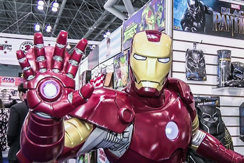 Picture of 紐約玩具展參展商被指不可展示《Avengers: Endgame》玩具