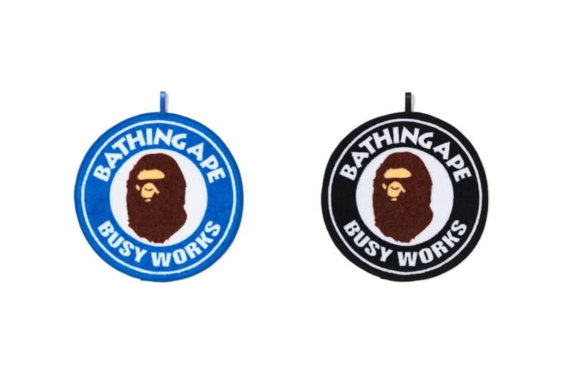 重溫經典!A BATHING APE® 2019 春夏「Busy Works Store」別注系列登場