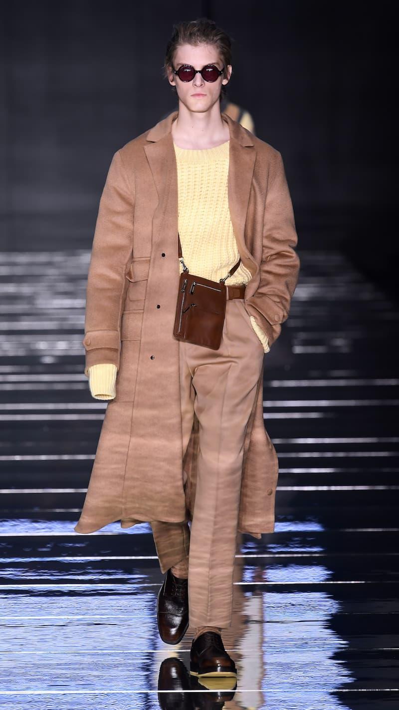 紐約時裝周-BOSS 發佈 2019 秋冬系列