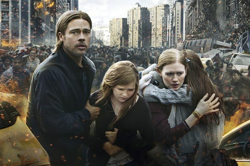 Brad Pitt 主演之人氣喪屍片《World War Z》最新續集傳出停擺!?