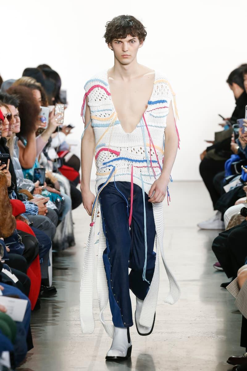 紐約時裝周-CALVIN LUO 發佈 2019 秋冬系列