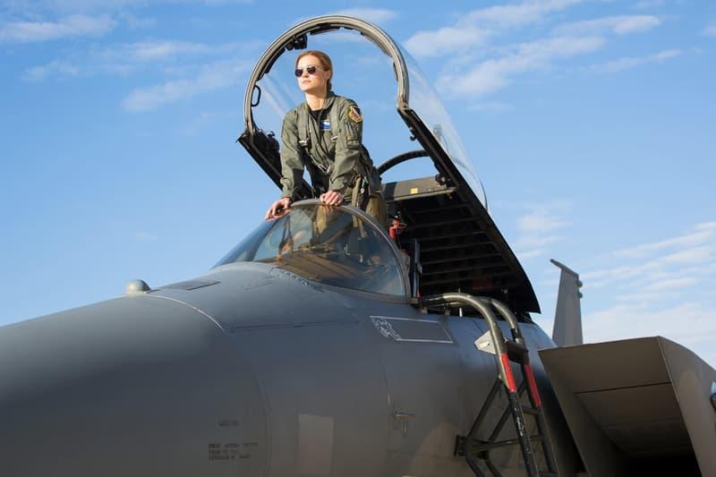 Captain Marvel 全新預告揭示 Brie Larson 駕駛 F-16 戰機