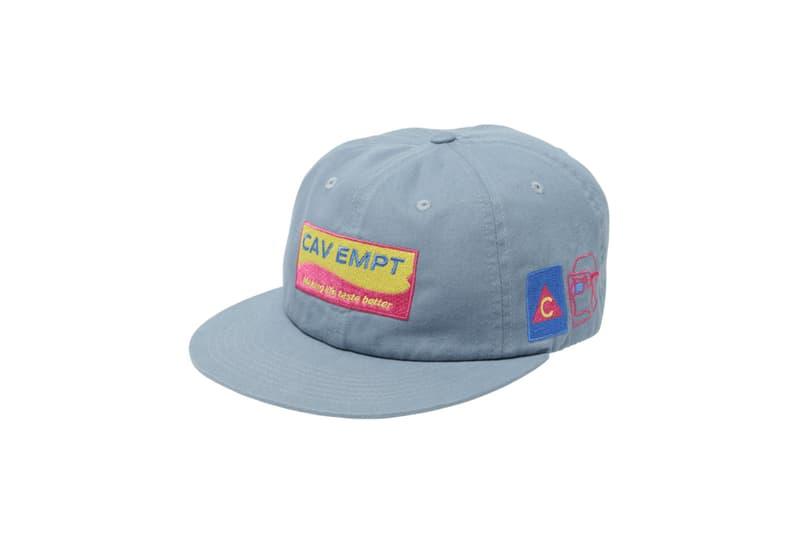 Cav Empt 2019 春夏系列第 4 波新品上架