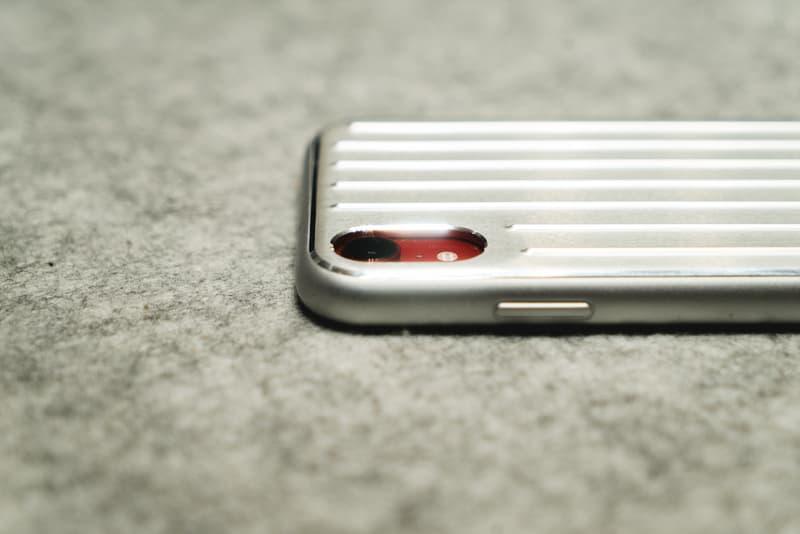 近賞 RIMOWA 最新鋁製 iPhone Case