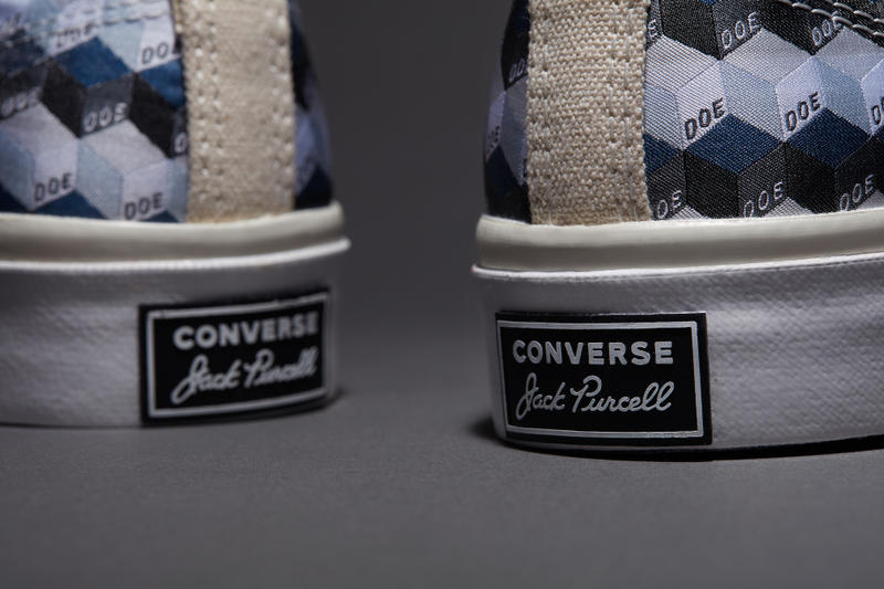 Converse x DOE 聯乘系列正式發佈