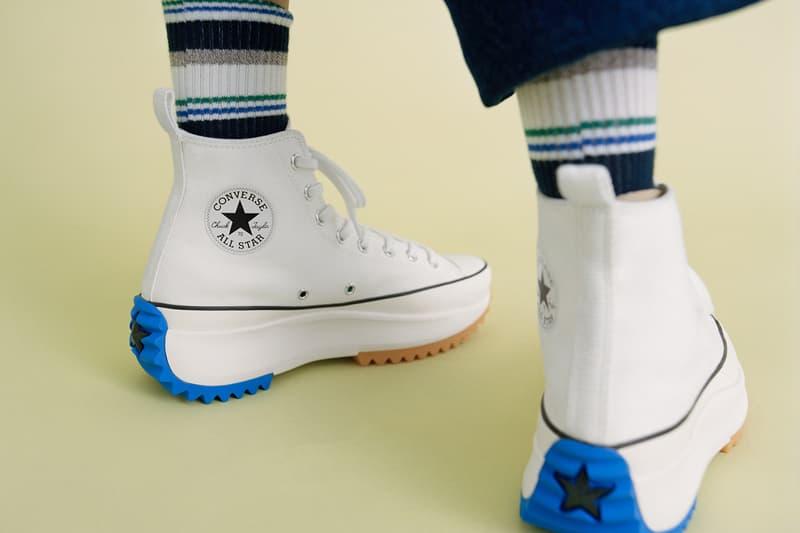 近賞 JW Anderson x CONVERSE 全新聯乘 Run Star Hike 戶外鞋款