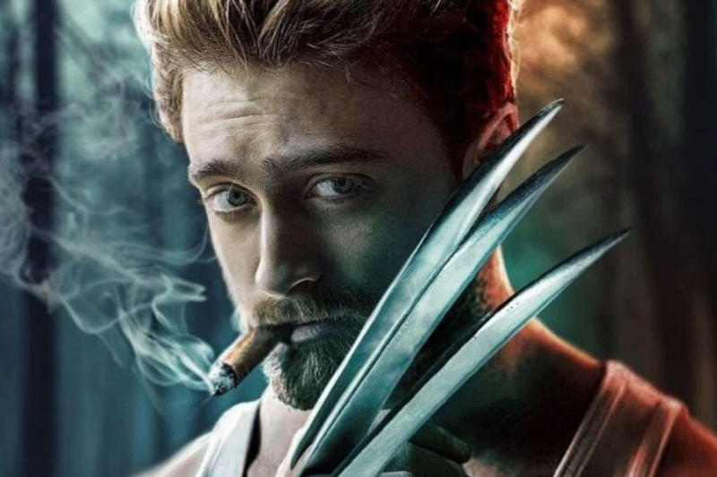 狼人年輕化?!Daniel Radcliffe 開玩笑說他將會飾演 Wolverine