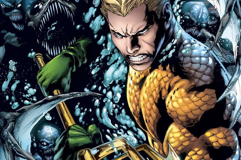 探討海溝怪物!DC 與 Warner Bros. 傳將推出《Aquaman》恐怖題材之衍生電影