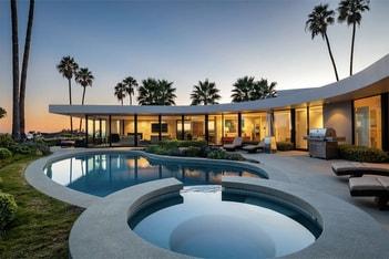 Picture of 一覽 Elon Musk 於 Los Angeles 價值 450 萬美元豪華住屋