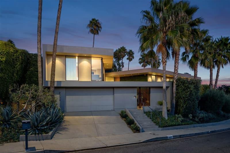 一覽 Elon Musk 於 Los Angeles 價值 450 萬美元豪華住屋