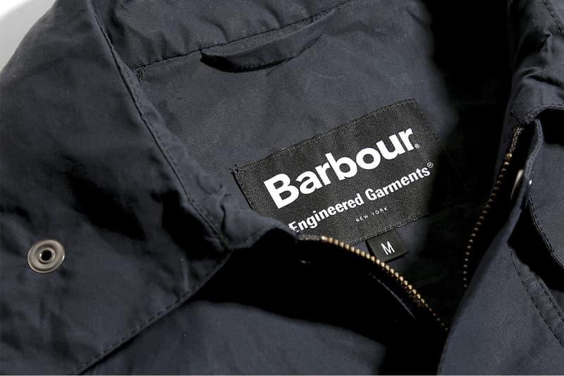 春夏形態移植・Engineered Garments x Barbour