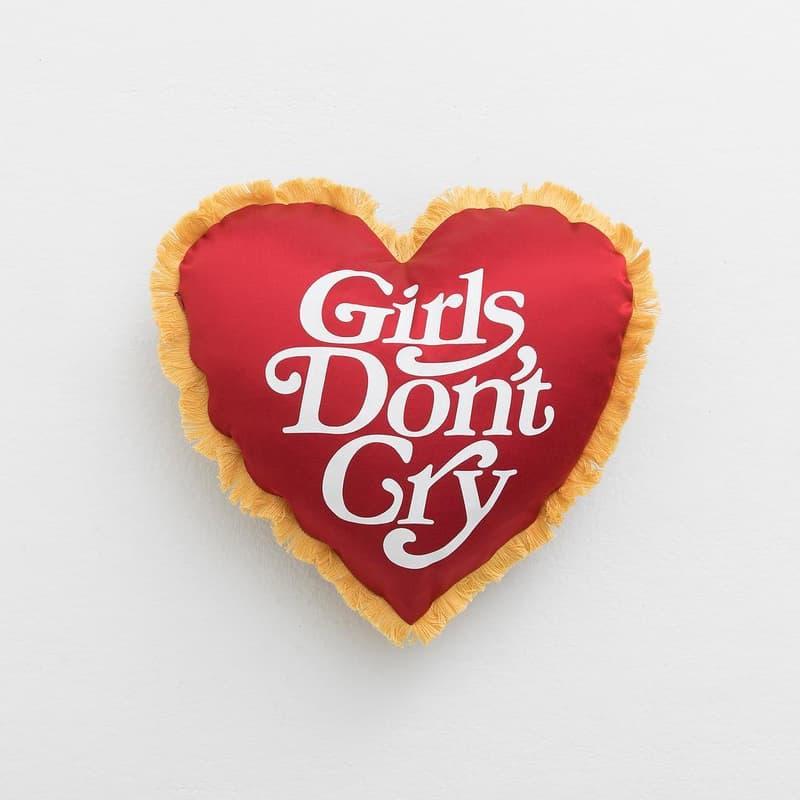 Girls Don't Cry x HUMAN MADE 聯乘系列正式發佈