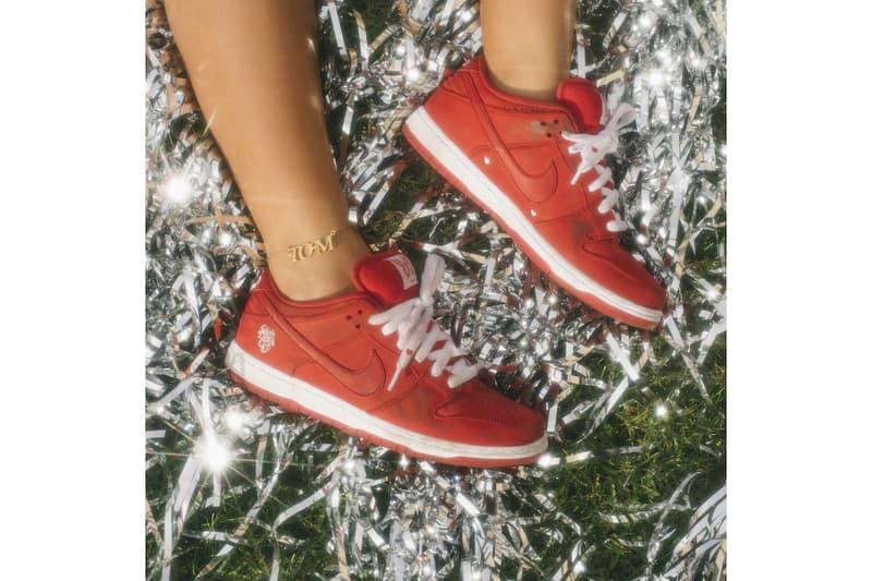 Girls Don't Cry x Nike SB 全新聯乘系列完整一覽