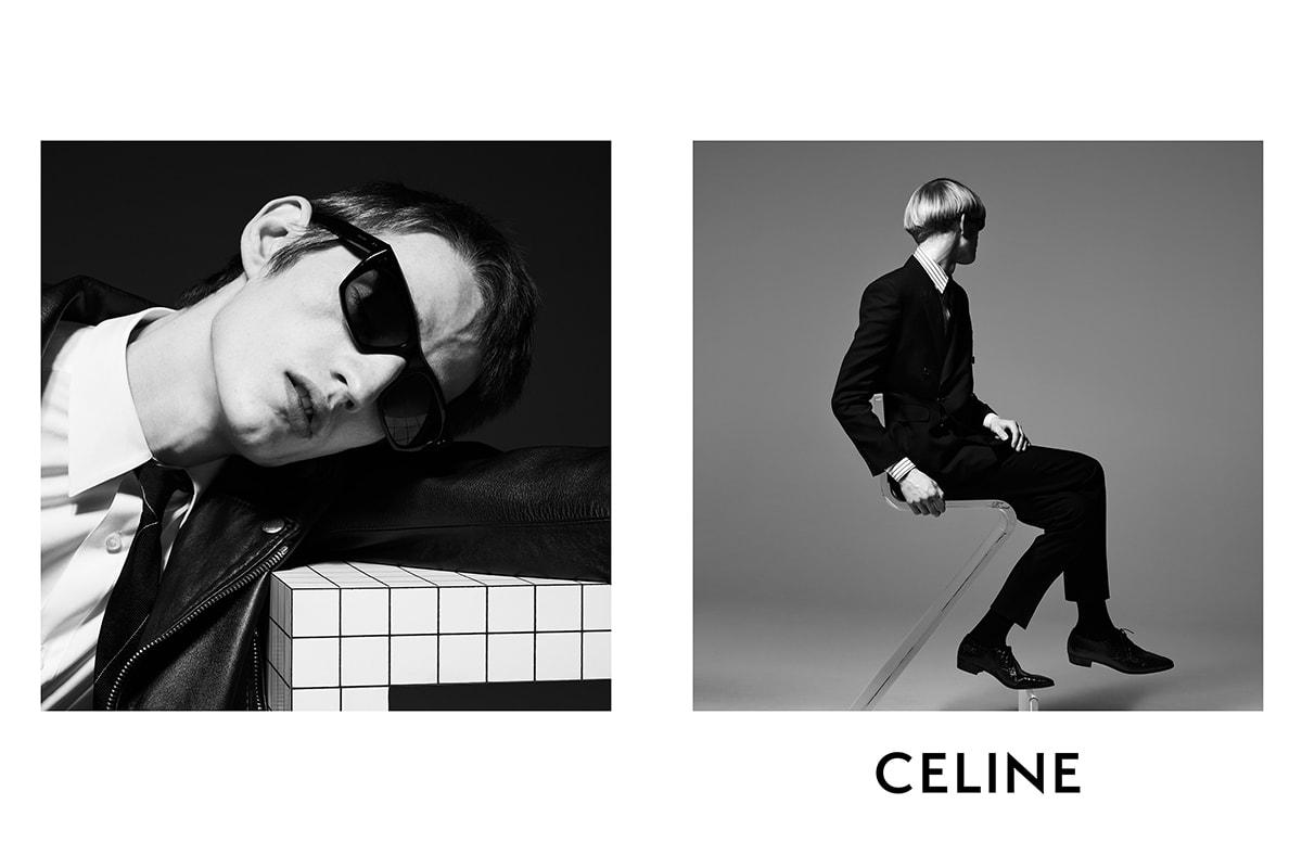 究竟 Hedi Slimane 是如何將音樂貫穿整個 2019 CELINE 春夏系列?