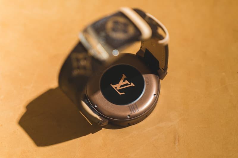 近賞 Louis Vuitton 最新 Horizon 智能腕錶及耳機