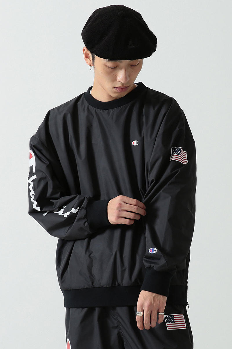 BEAMS x Champion 攜手打造春夏 2019 別注系列
