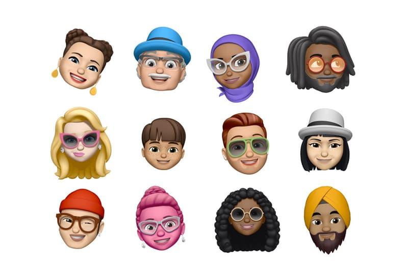 Apple 找來多位名人以 Memoji 加持全新廣告