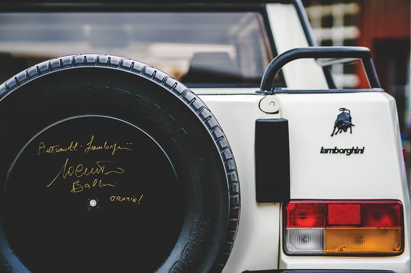 初代「野牛」-激罕 Lamborghini LM002 即將進行拍賣!