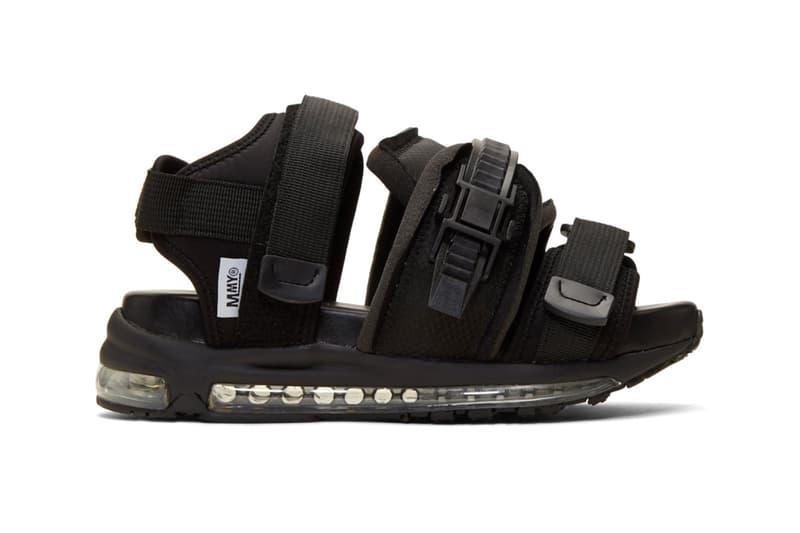 Maison Mihara Yasuhiro 移植滑雪靴機能之涼鞋