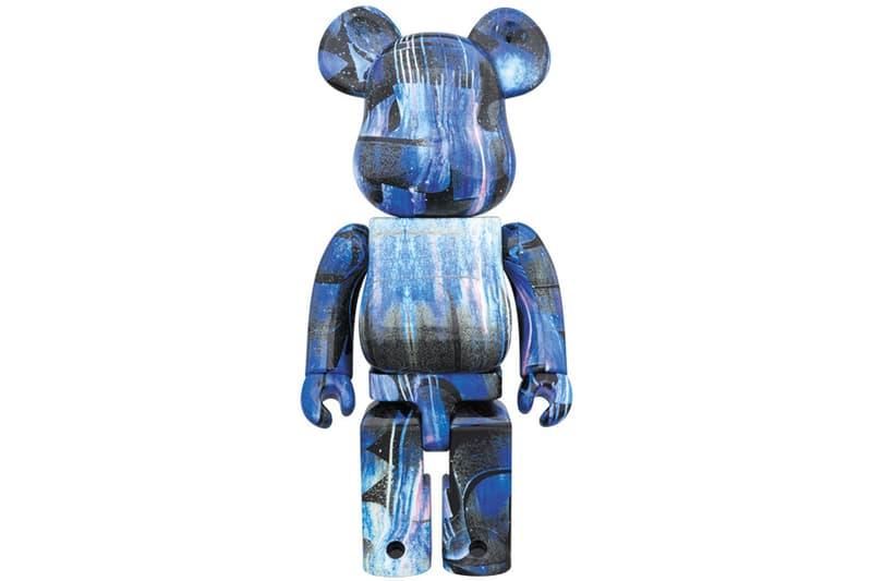 藝術加持-Medicom Toy x Rostarr 推出聯乘 BE@RBRICK 系列