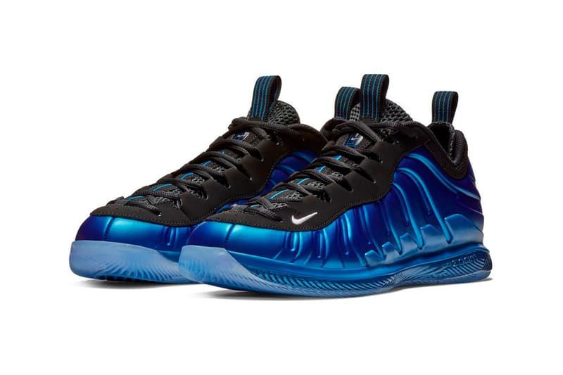 Nike Foamposite Zoom Vapor X Hybrid 鞋款官方照片公開