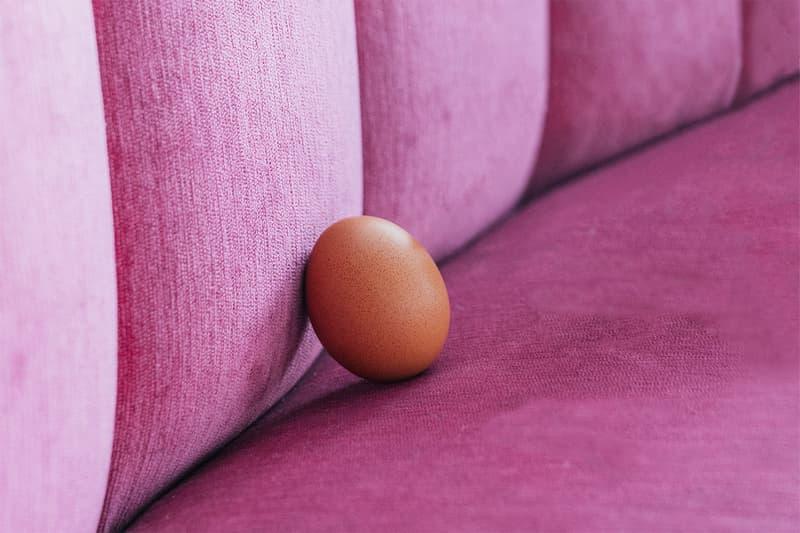 Instagram 史上最多 Like 雞蛋首獲品牌贊助